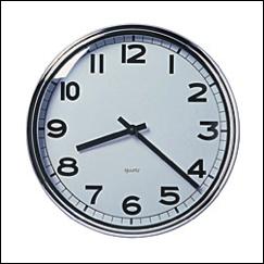 inspection 3 clock