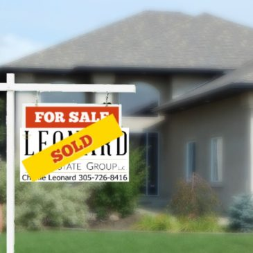 leonard real estate group