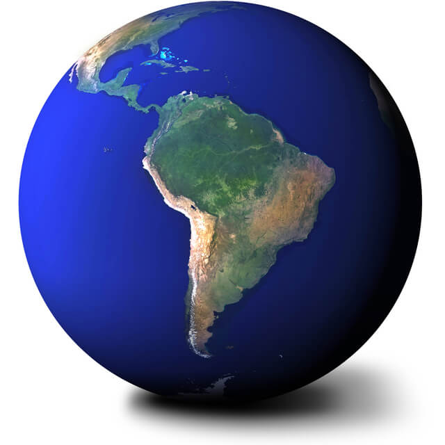 South America and South Florida Real Estate